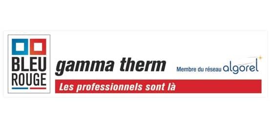Gamma Therm Logo - Les professionnels sont là