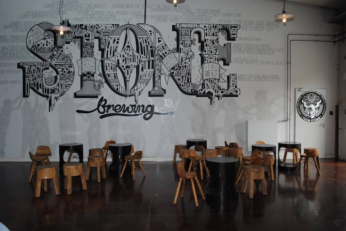 Stone Brewing Restaurant