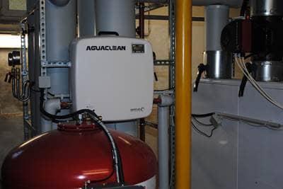 Brötje Modul Aquaclean installiert