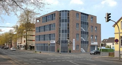 Modernes Mehrfamilienhaus in Oldenburg