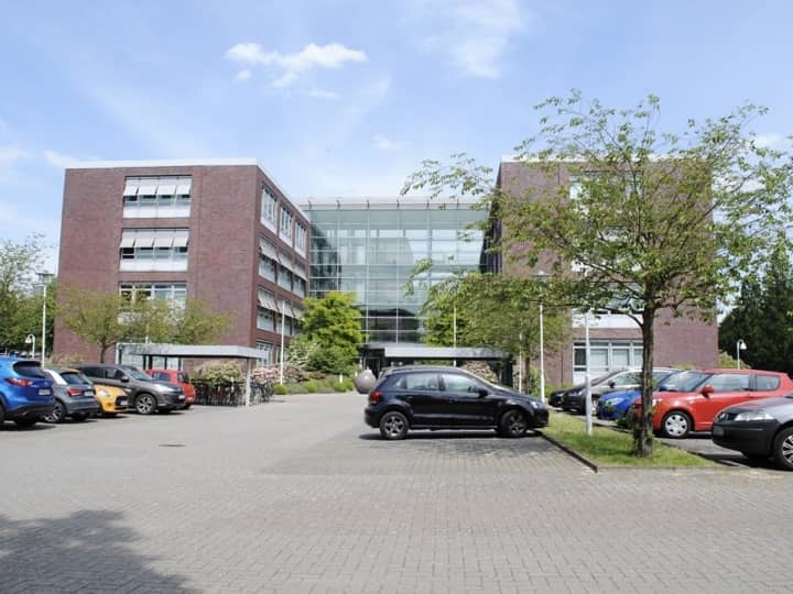 Bürogebäude Hamborner Reit AG